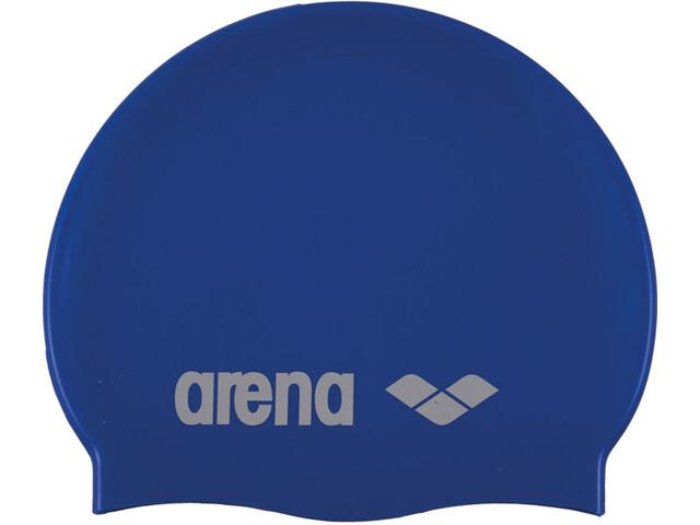arena Classic Silicone Cap skyblue-white